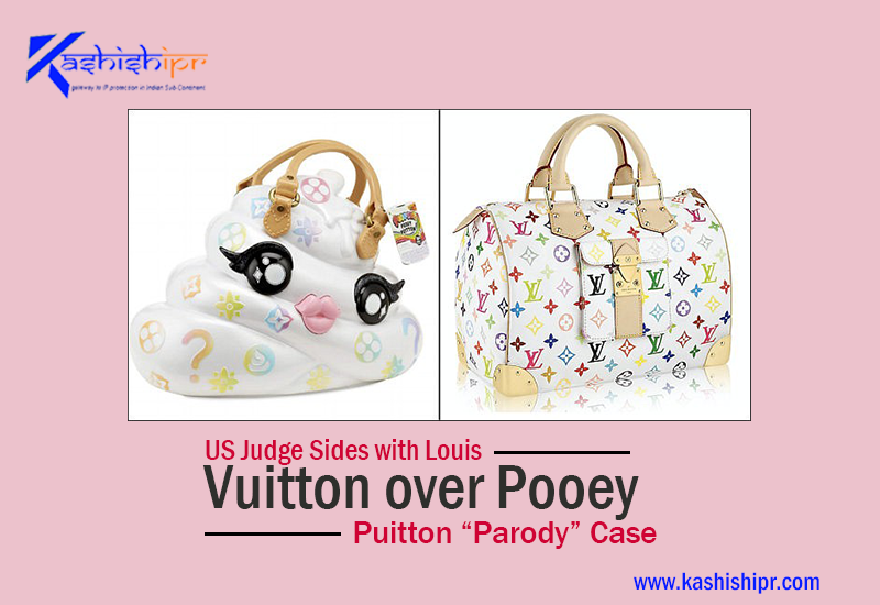 "US Judge Sides with Louis Vuitton over Pooey Puitton ""Parody"" Case"